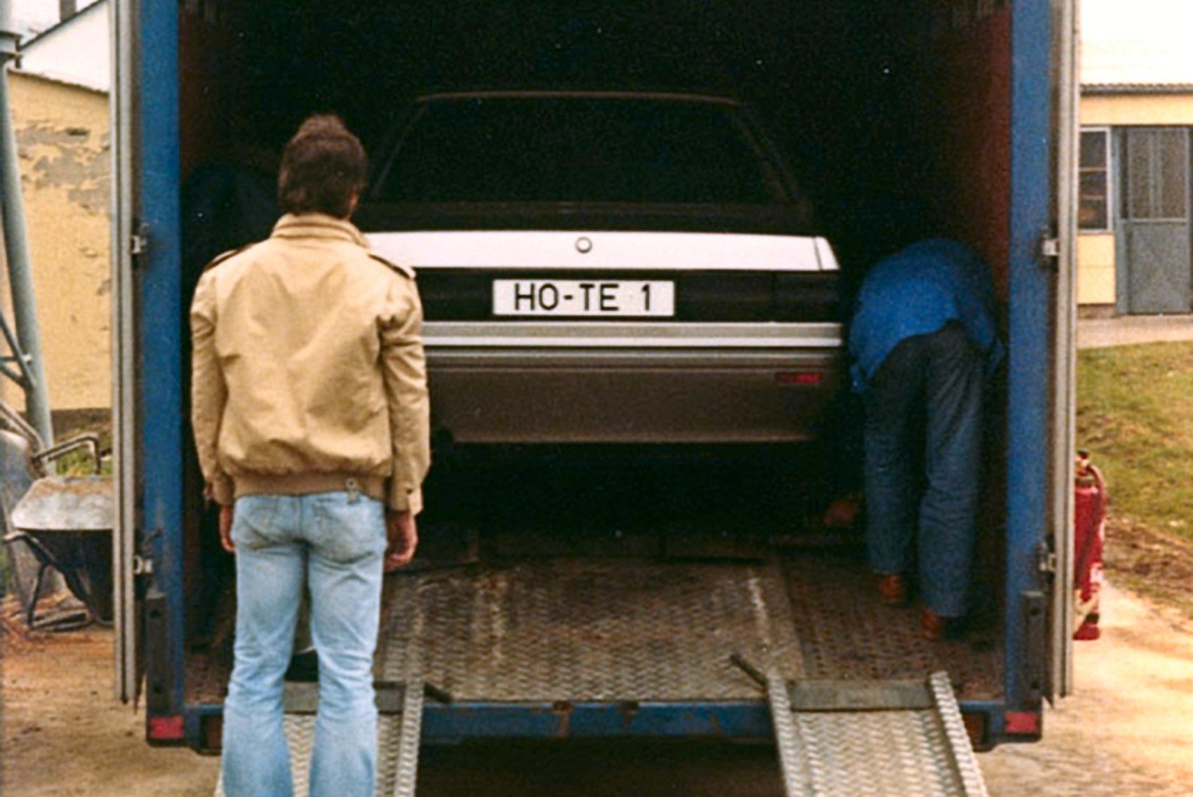 HOTE 1, 1982